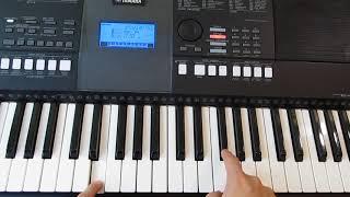 Обучение на синтезаторе Open Kids - Внутри [by Antony Vomila]