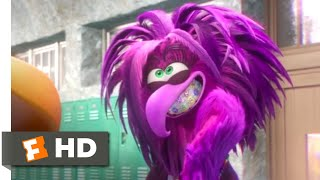 The Angry Birds Movie 2 (2019) - Eagle's Love Story Scene (5/10) | Movieclips
