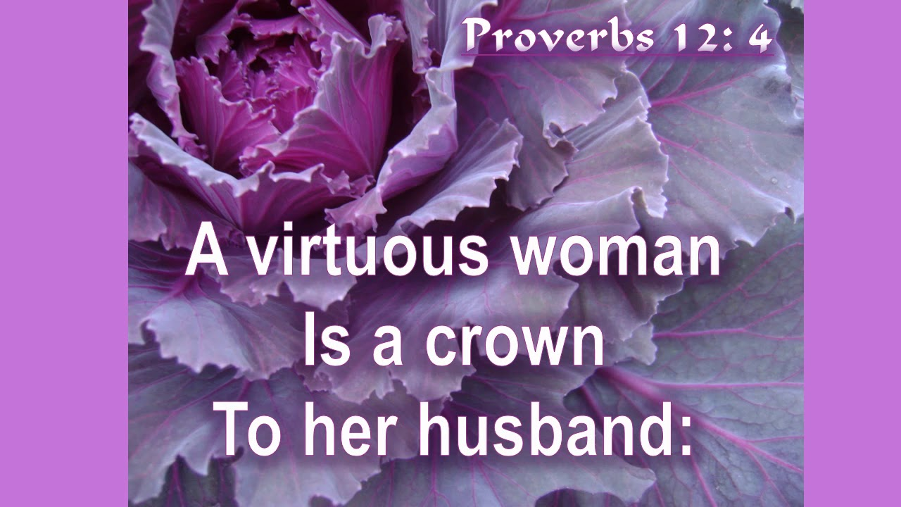 Image result for Proverbs 12:4 image