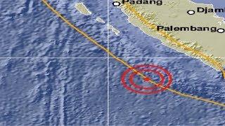 Download Video Gempa Hari Ini - BMKG Catat Gempa M 5,5 Guncang Bengkulu Rabu Dini Hari MP3 3GP MP4
