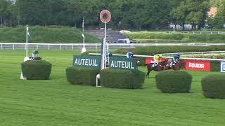 Vidéo de la course PMU PRIX JAMES HENNESSY