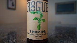 Rogue 7 Hop IPA Review 2016