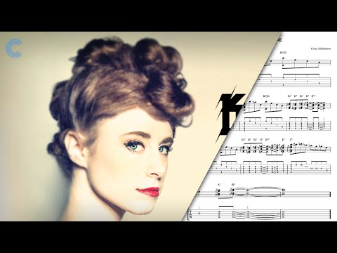 Guitar - Hideaway - Kiesza - Sheet Music, Chords, & Vocals