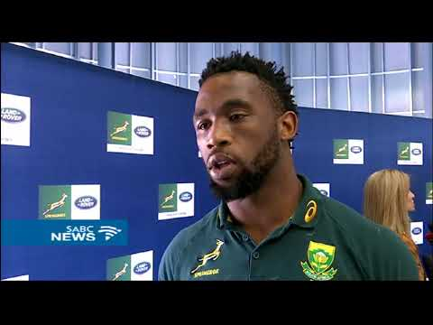 Boks embark on the Australian Rugby Championship tour