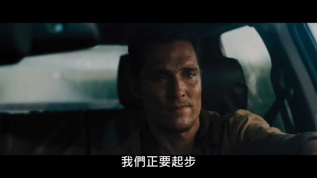 星际穿越前导预告中文版Interstellar Teaser Trailer - YouTube