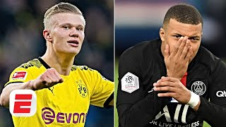 Erling Haaland makes Bundesliga history, Kylian Mbappe's behaviour a 'real problem' | ESPN FC