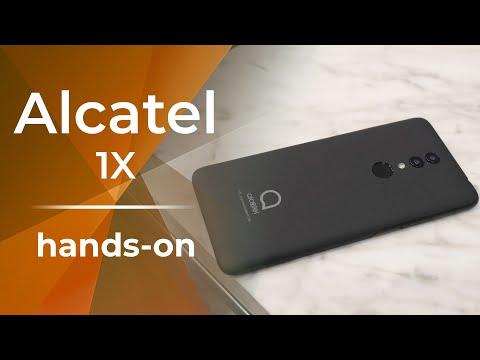 Alcatel 1x Evolve Video clips - PhoneArena