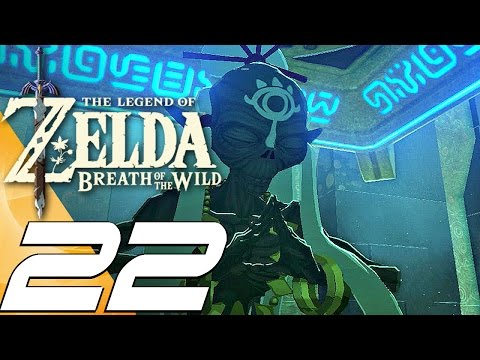 Zelda Breath of The Wild - Gameplay Walkthrough Part 22 - Secret Shrines Location