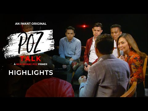 'Mga Batang Poz' Cast Shares Their Preparations On Their Role | IWant Poz Talk