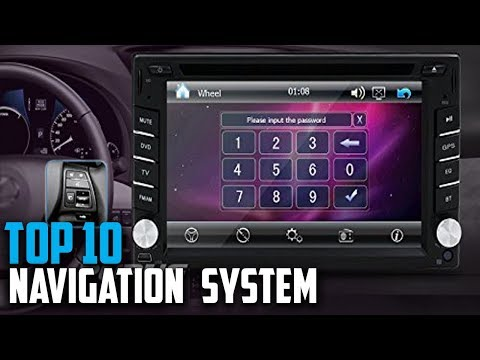 Best Navigation System - Budget Ten Best GPS Units 2019