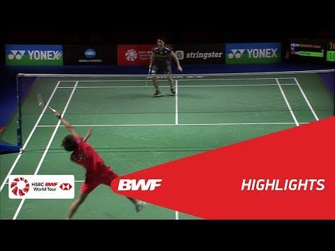YONEX German Open 2018 | Badminton WS - F - Highlights | BWF 2018