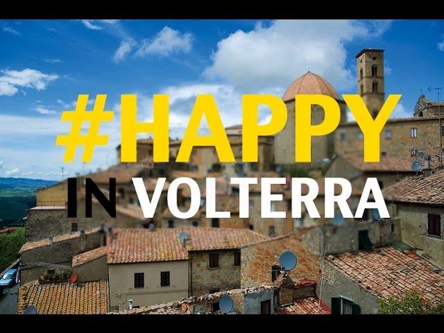 HAPPY in VOLTERRA