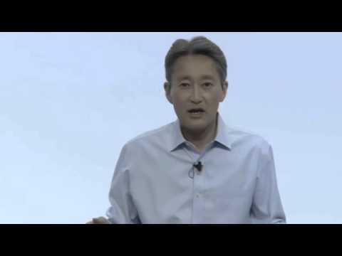 Sony Press Conference at IFA 2015 Keynote Full