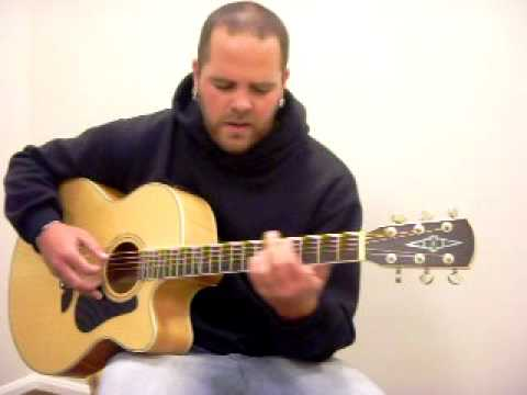 Dustin Plake- (Zoe Jane Cover by Aaron lewis)