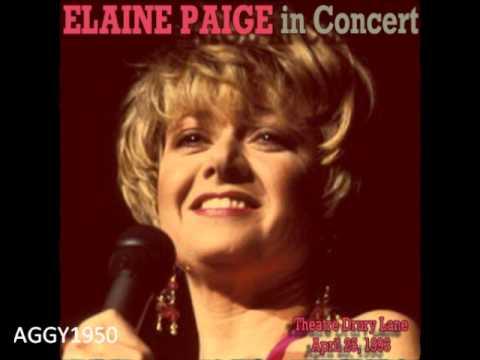 Elaine Paige in Concert (Theatre Drury Lane, 25.04.1993)