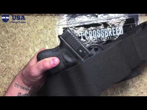 Crossbreed Modular Belly Band Holster Review