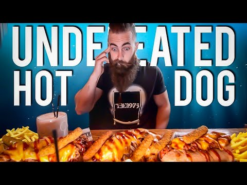 The UNDEFEATED Hot Dog Challenge, Shaving The Beard & March Facebook LIVE Q&A | C.O.B. Ep.53