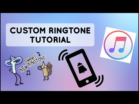 How To Add Custom Ringtones To Your iPhone! (With Computer and Itunes) 2017 Tutorial