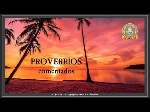 Provérbios comentados pelo Mestre Uberto Gama - parte 1