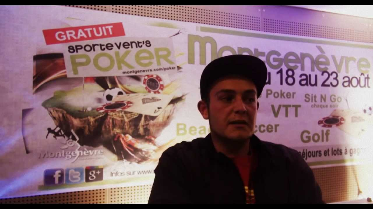 Sport event poker t 2013 pour l 39 office de tourisme de montgen vre youtube - Montgenevre office tourisme ...