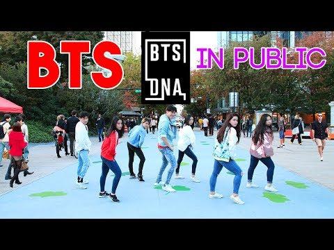 "[KPOP IN PUBLIC VANCOUVER] BTS (방탄소년단): ""DNA"" Dance Cover [K-CITY X KALEIDOSCOPE]"