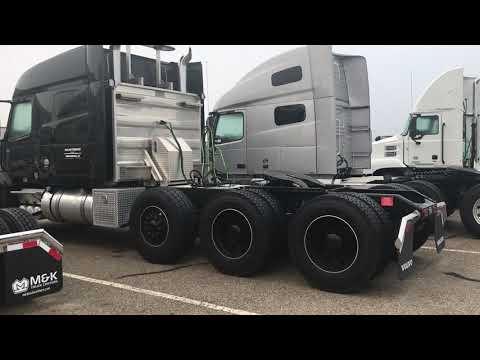 Volvo vnl 860//760//