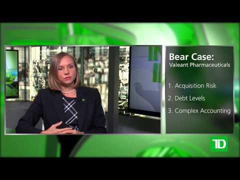 Bulls & Bears: Valeant Pharmaceuticals