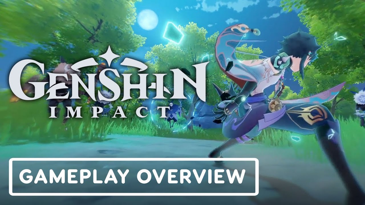 Genshin Impact - Official Xiao Gameplay Overview Trailer - IGN