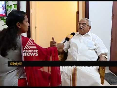 Defence sector should be given attention from danger says Kanam Rajendran