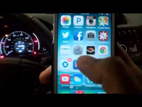 How To Pair Your Phone On A 2014 Honda CRV