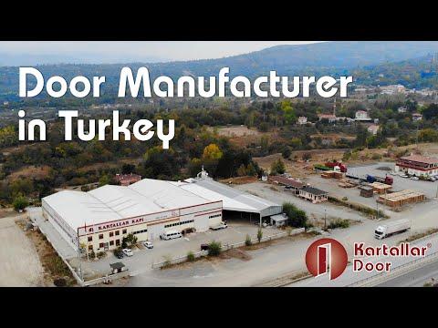 Kartallar Door ²⁰²⁰  - Door Manufacturer in Turkey - Turkish Internal Doors