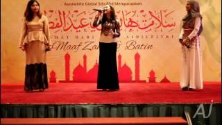Ayda Jebat & Sisters - Jaga Dia Untukku (Live)