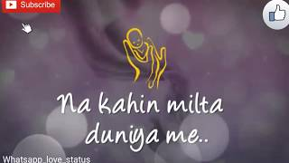 Jo sukoon milta tere aanchal mein || Maa || Whatsapp love status video