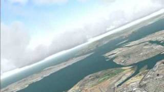 Megascenery San Francisco for Microsoft Flight Simulator 2002/2004