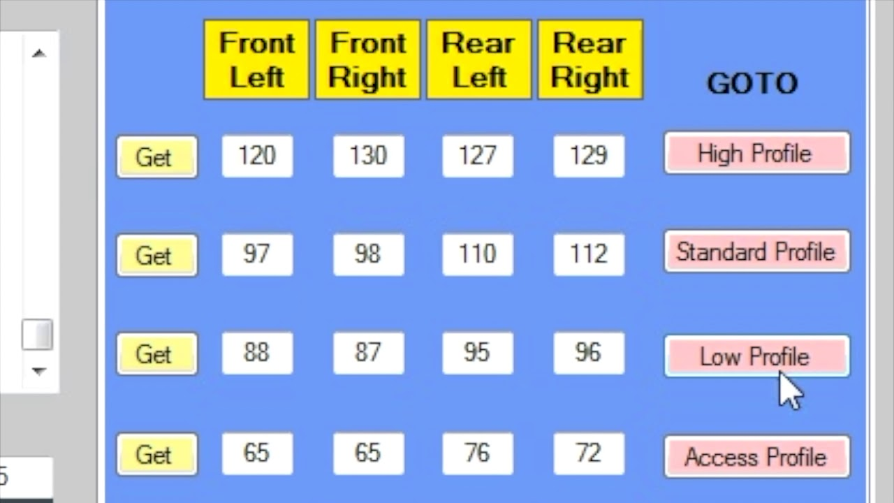 Range Rover P38 # 056 - EAS Programming / Reading Codes by Work On P38