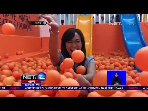 Ini Dia Spot Foto Mandi Bola Terhits Di Kota Bandung-NET12