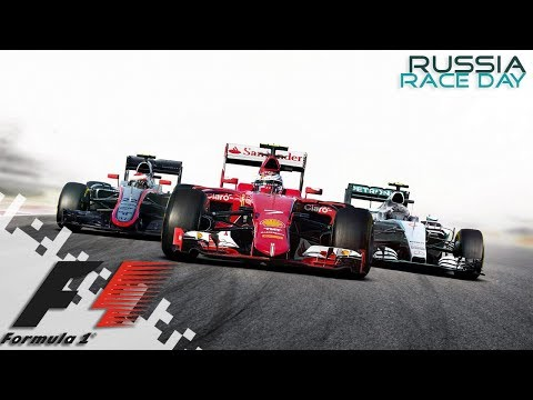 F1 2016 - RUSSIA - Race Day!
