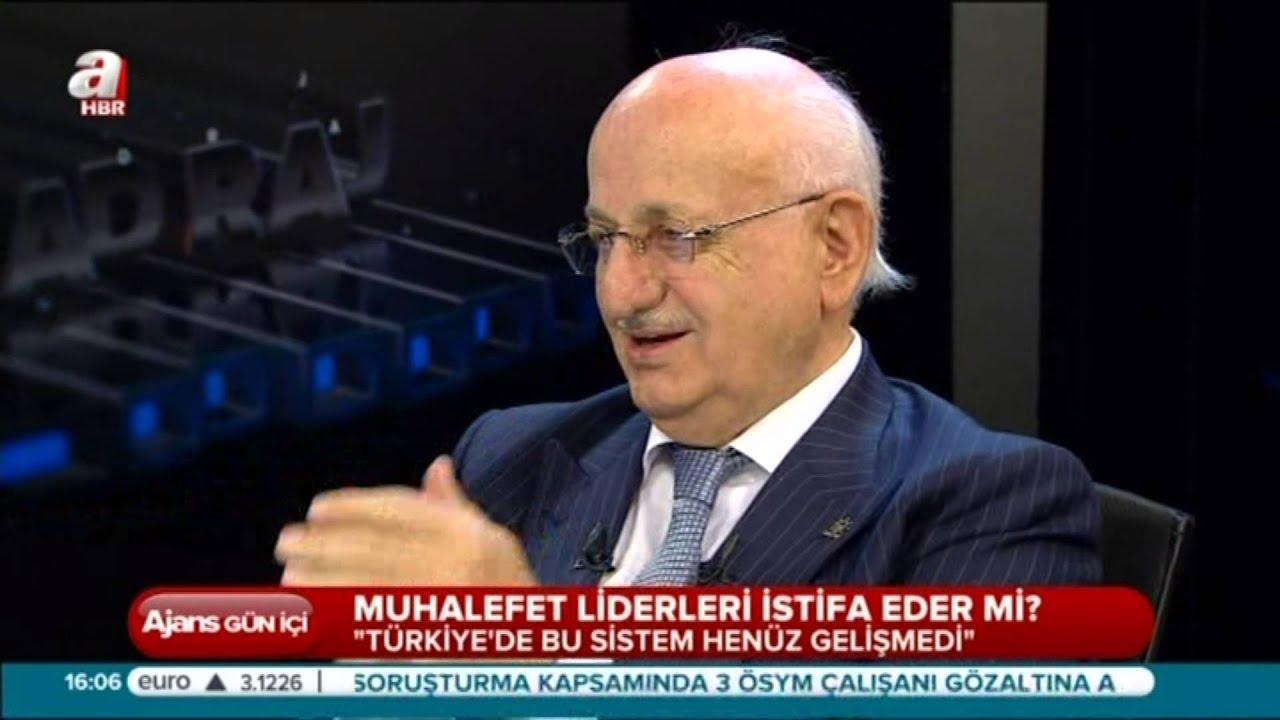 Ak Parti Istanbul Milletvekili Ismail Kahraman Siyasette Ceza Secilmemektir A Haber Kadraj