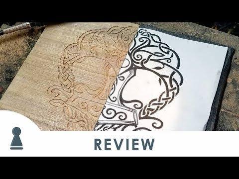 Freya's Trinkets Wooden Dungeon Master Screen Review