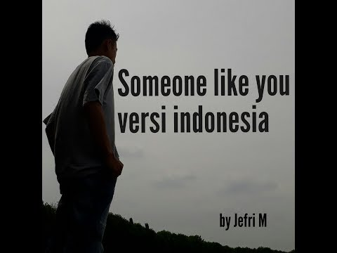 someone like you versi indonesia