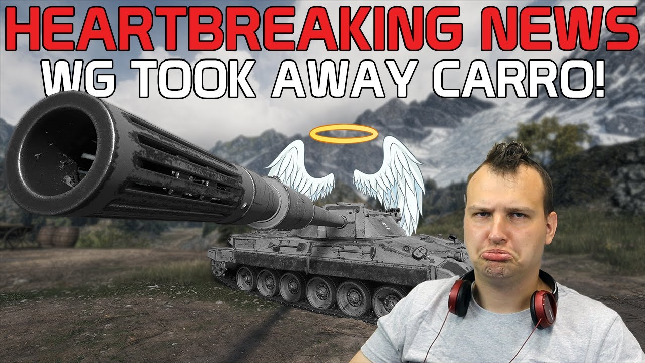 Wargaming cancelled my Carrot Challenge! | World of Tanks