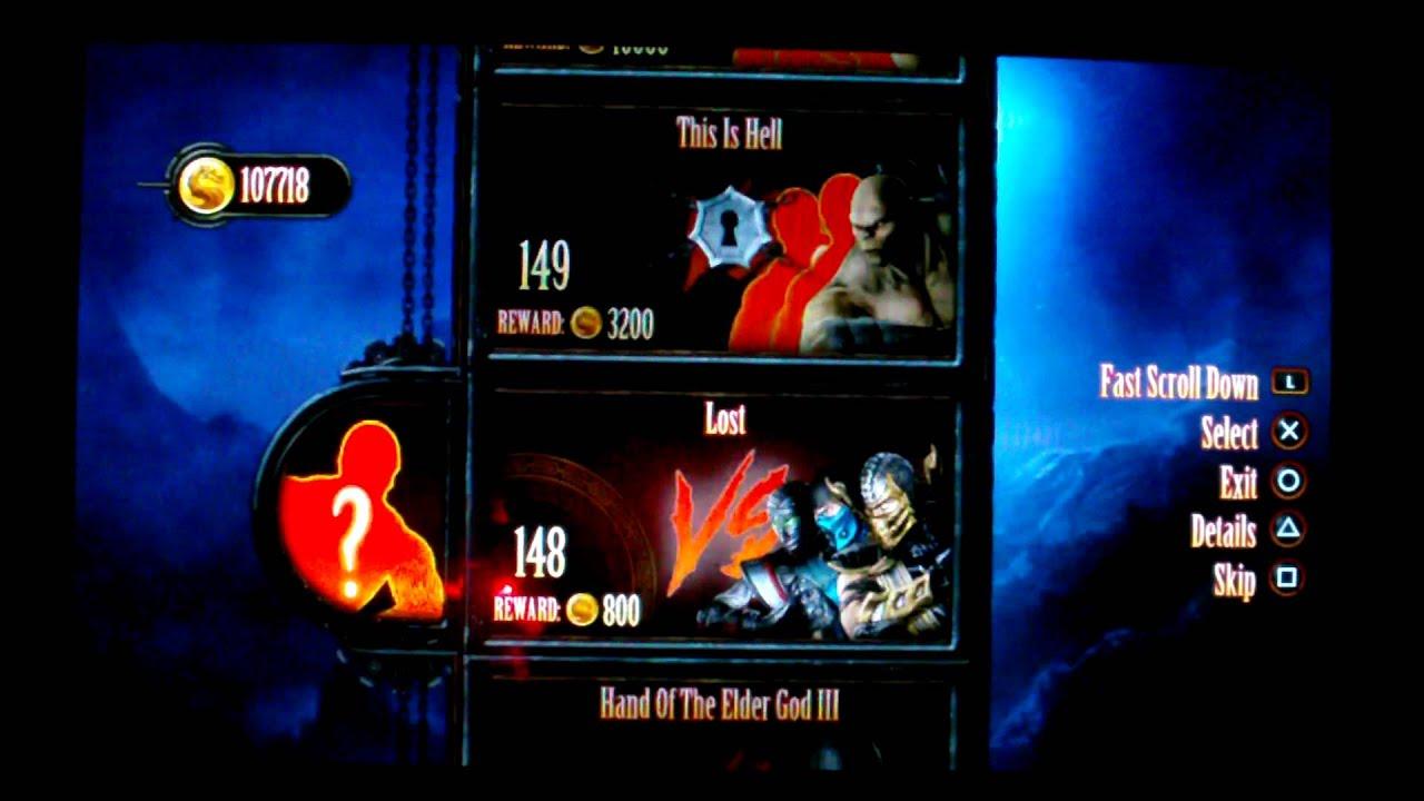 PS Vita: Mortal Kombat
