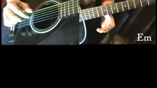 Metallica - Nothing Else Matters (Уроки игры на гитаре)
