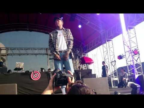YG Bicken Back Being Bool LIVE TOKYO JAPAN 2016