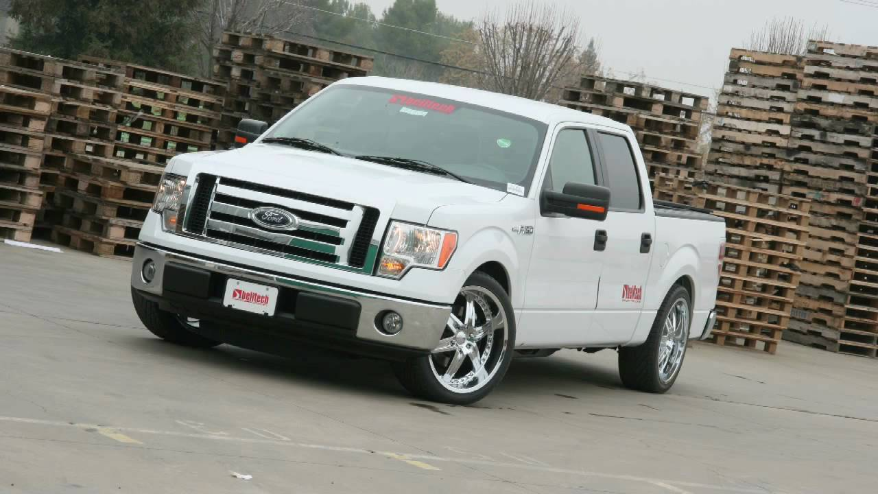Belltech 2009 Ford F150 Hd Youtube