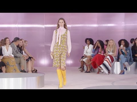 Kate Spade | Spring Summer 2019 Full Fashion Show | Exclusive