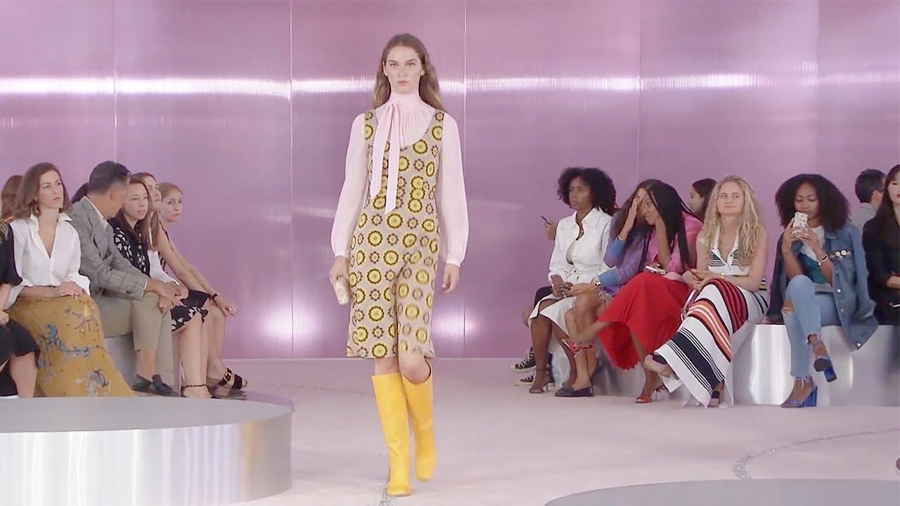 Kate Spade   Spring Summer 2019 Full Fashion Show ...