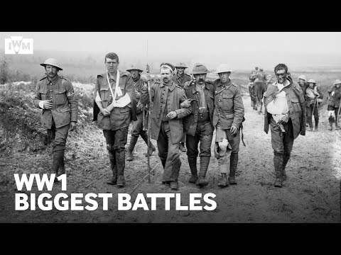 Top 10 most important battles of The First World War