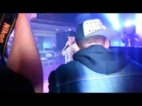 R.A. The Rugged Man - Holla-Loo-Yuh (LIVE)