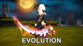 Repeat youtube video Grim Reaper Evolution - Lost Saga